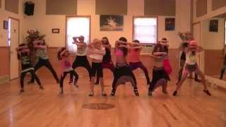 """Dancing to """"Too Much"""" by Zendaya from the Disney movie """"Zapped!"""""""