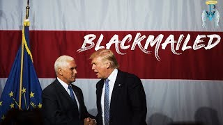 Pence Blackmailed