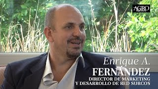 Enrique A. Fernández - Director de Marketing y Desarrollo de Red Surcos