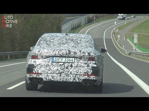 Audi S8 D5 Mule