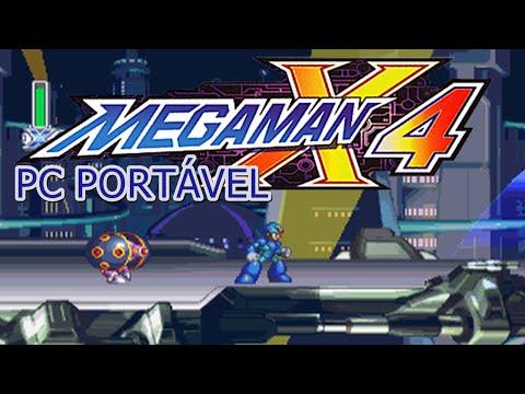 megaman x4 pc game