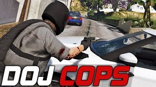 Dept. of Justice Cops #265 - The Good Dead Guys (Criminal)