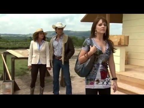 Novela A Dona: Ivana diz a Jose Miguel e Valentina que esta gravida