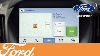 Ford SYNC 3 - Michelin-opas