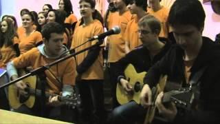 Adorare Svorni jsme (akustický koncert Poteč 2013)