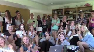 CuseTV Check out the reactions from the Syracuse Womens Rowing team following