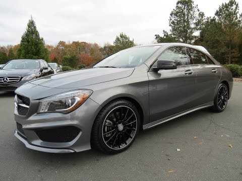 2014 Mercedes-Benz CLA250 Edition 1 In-Depth Review