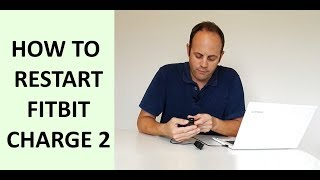 How to restart the Fitbit Charge 2 (Useful Hack!!)