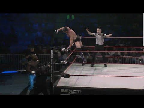 Ken Shamrock vs. Moose Impact Wrestling Bound for Glory -Full Match Part 1