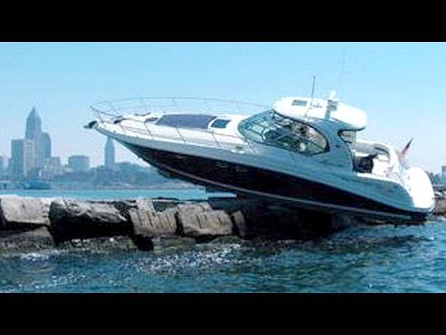 Ship and boat fails - Funny fail compilation