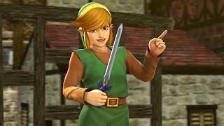 Link's Smart Sword