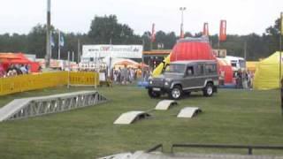 preview picture of video 'Porta! Ballonfiesta 2009 an der Bielefelder Radrennbahn'