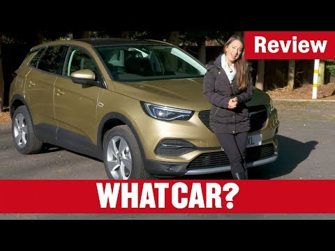 2018 Vauxhall Grandland X review – is Vauxhall's largest SUV a hit? | What Car?