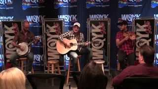 Josh Abbott Band Acoustic Performance 'Hangin Around'