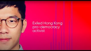 From Hong Kong to the World: Activism in Exile | Nathan Law | 2020 Oslo Freedom Forum