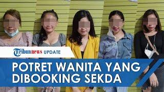 Potret 5 Wanita yang Dibooking Sekda Nias Utara saat Tertangkap Pesta Narkoba di Tempat Karaoke