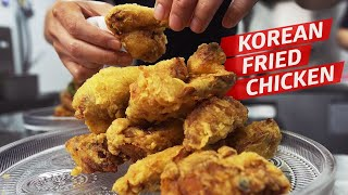 How Two of Seoul's Most Celebrated Chefs Created a New Korean Fried Chicken Restaurant —First Person thumbnail