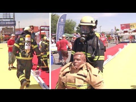 """""""FireFit"""" in Rodgau: Fünfkampf der Feuerwehr"""