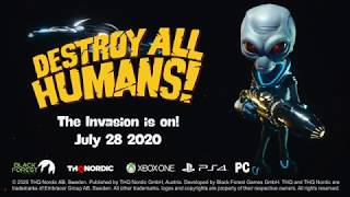 VideoImage1 Destroy All Humans!