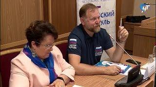 Великий Новгород посетил «главный отец России» Андрей Коченов