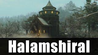 Skyrim Mods - Halamshiral 'Mage Tower' [4k/HD]