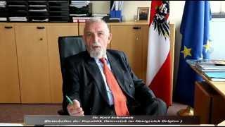 Karl Schramek - Botschafter der Republik Österreich