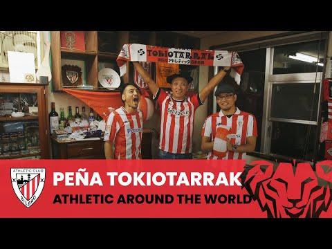🌍 Athletic around the world | Peña Athletic Tokiotarrak | Japón 🇯🇵