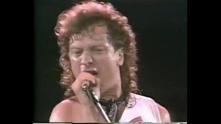 Foreigner w/ Lou Gramm Juke Box Hero live from 1981 to 1995