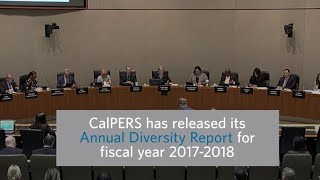 Annual Diversity Report | February 21, 2019