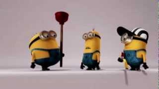 Minions Wettkampf Ich - einfach unverbesserlich