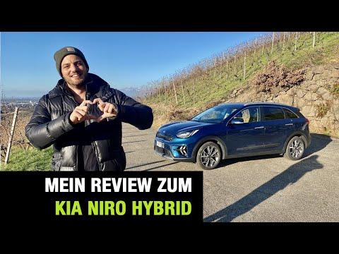 "2020 Kia Niro 1.6 GDI Hybrid ""Spirit"" FL (141 PS) 🔋 HEV - Fahrbericht | FULL Review | Test-Drive 🏁"