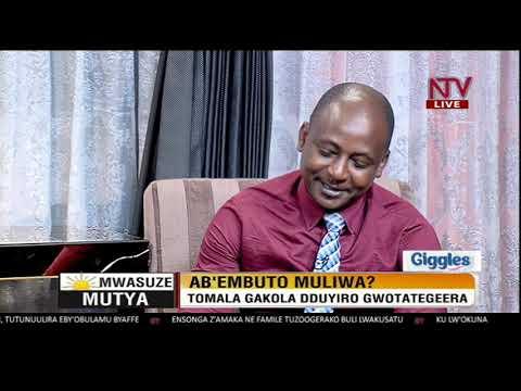 Mwasuze Mutya: Dduyiro w'abakyala ab'embuto | Dr Adrian Kakooza