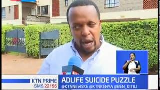 Family denies that man who committed suicide suffered from depression after losing Sh50M on bet