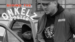 BEHiND THE ONKELZ POSTER | FiNCH ASOZiAL x TAREK K.I.Z