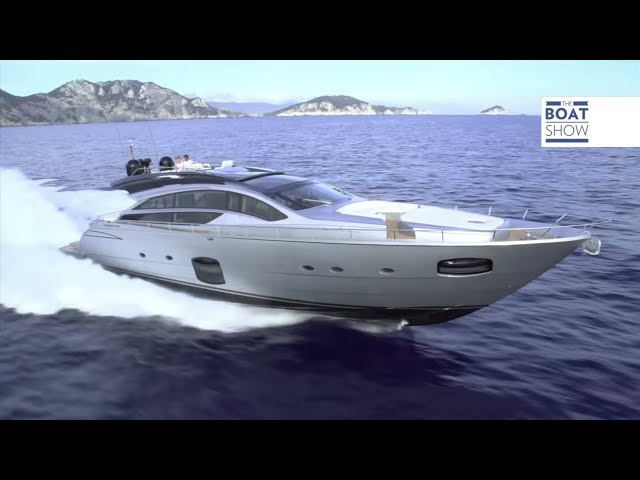 [ENG]  PERSHING 82 - Luxury Yacht Review - The Boat Show