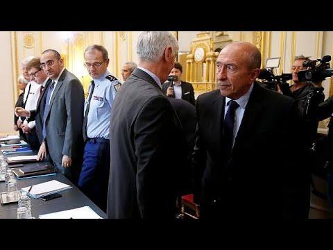 Γαλλία: Συνεχίζονται οι έρευνες για την επίθεση με μαχαίρι στο Παρίσι…