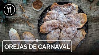 OREJAS DE CARNAVAL | Instafood