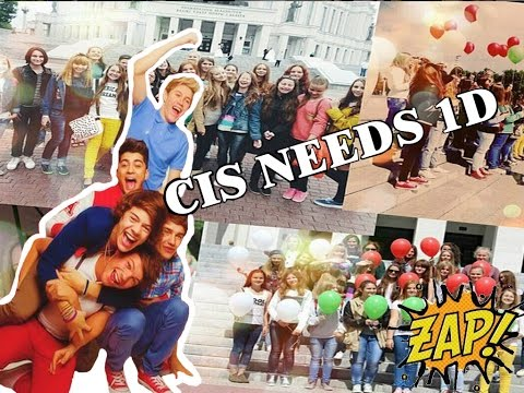CIS NEEDS 1D - OFFICIAL VIDEO