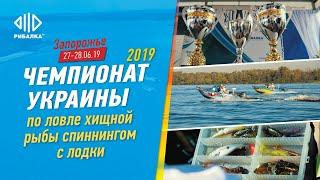 Чемпионат по ловле хищной рыбы с лодок челюсти 2020