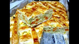 מתכון פשטידת בטטה גבינות וברוקולי טעימה ומהירה בקלי קלות הערוץ הרשמי המקורי-ליהי קרויץ