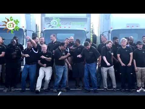 The Comfenergy Crew having some fun!
