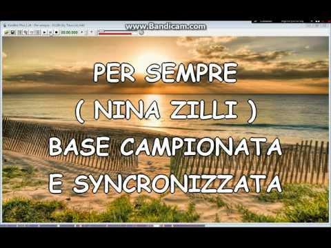 , title : 'Per sempre - N.Zilli (by Tituccio) KARAOKE Ascoli Satriano.avi'
