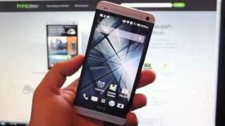 HTC ONE M7 How To Unlock The Bootloader EASIEST Method (International, Sprint, T-Mobile, AT&T)