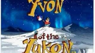 Yvon Of The Yukon : BBC 90's Cartoon