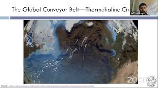 The Global Conveyor Belt:  An Introduction to Ocean Circulation