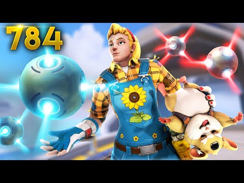 Let's Gonna FARM Some MINES!! | Overwatch Daily Moments Ep.784 (Funny and Random Moments)