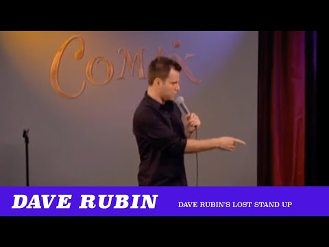 Dave Rubin's Lost Standup ft. Joshua Kahn Russell