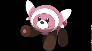 Stufful  - (Pokémon) - Pokemon Cries- #759 Stufful
