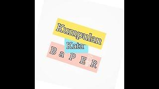 preview picture of video 'Kata'baper versi kerupukbsk'