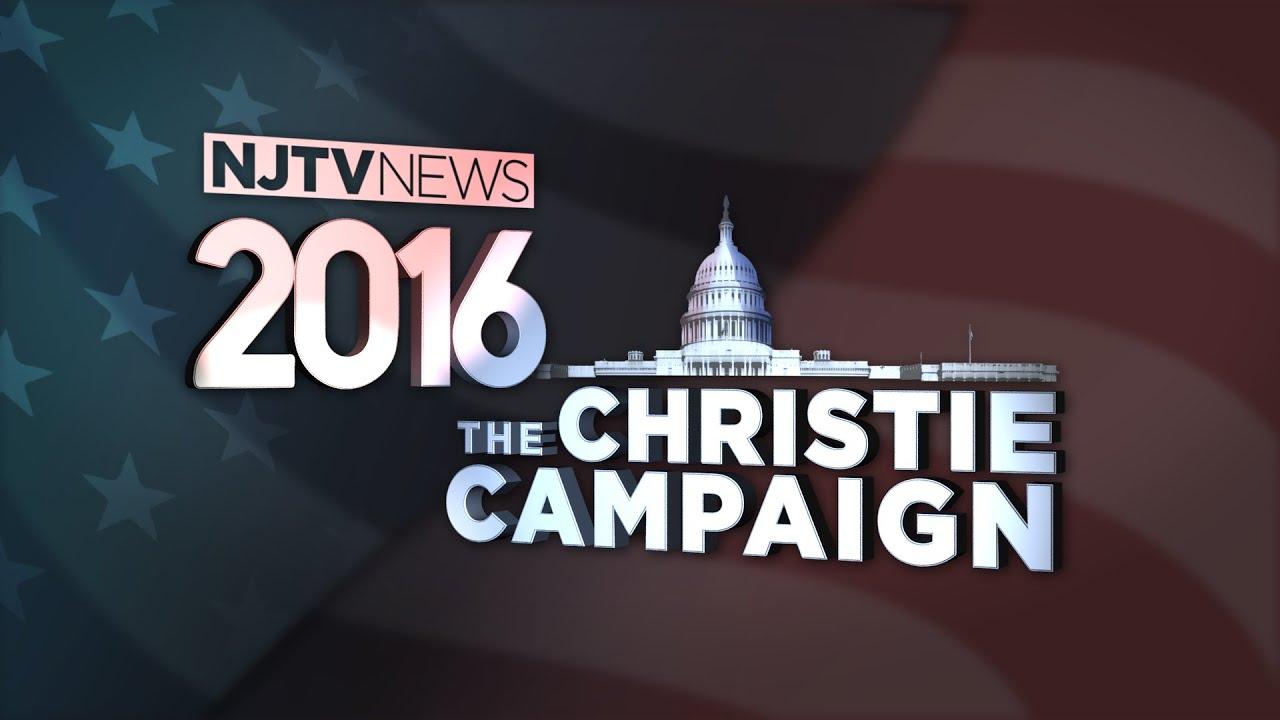 NJTV News Special Report: 2016: The Christie Campaign
